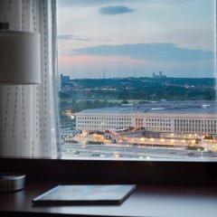 Отель Residence Inn Arlington Pentagon City комната для гостей фото 4