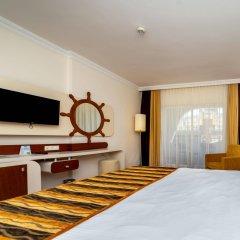 Transatlantik Hotel & Spa Кемер удобства в номере