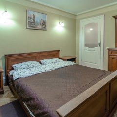 Гостиница Rent Kiev Pechersk комната для гостей фото 4