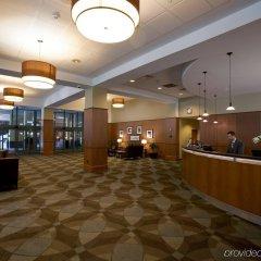 Отель Crowne Plaza Columbus - Downtown США, Колумбус - отзывы, цены и фото номеров - забронировать отель Crowne Plaza Columbus - Downtown онлайн интерьер отеля фото 3