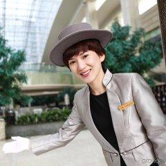 Отель Hilton Guangzhou Science City интерьер отеля фото 2