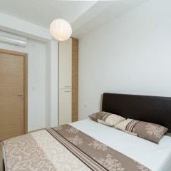 Отель Apartmani Vujanovic Черногория, Пржно - отзывы, цены и фото номеров - забронировать отель Apartmani Vujanovic онлайн комната для гостей