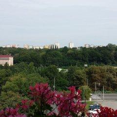 Отель Apartmán Nostalgia Чехия, Карловы Вары - отзывы, цены и фото номеров - забронировать отель Apartmán Nostalgia онлайн балкон