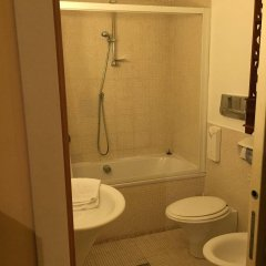 Hotel Malibran ванная