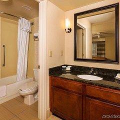 Отель Homewood Suites Minneapolis - Mall Of America Блумингтон ванная