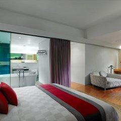 Отель Maya Kuala Lumpur Малайзия, Куала-Лумпур - 6 отзывов об отеле, цены и фото номеров - забронировать отель Maya Kuala Lumpur онлайн комната для гостей фото 2