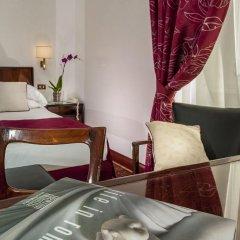 Отель Nord Nuova Roma 3* Стандартный номер с различными типами кроватей фото 17