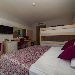 Sunmelia Beach Resort Hotel Сиде комната для гостей фото 2