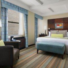 Hotel Mela Times Square 4* Представительский номер с различными типами кроватей фото 3