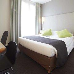 Отель Campanile Paris 14 - Maine Montparnasse Франция, Париж - 3 отзыва об отеле, цены и фото номеров - забронировать отель Campanile Paris 14 - Maine Montparnasse онлайн комната для гостей фото 5