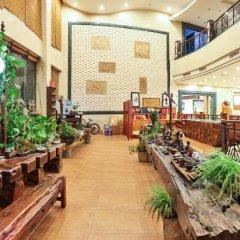 Отель Sea View Garden Hotel Xiamen Китай, Сямынь - отзывы, цены и фото номеров - забронировать отель Sea View Garden Hotel Xiamen онлайн интерьер отеля