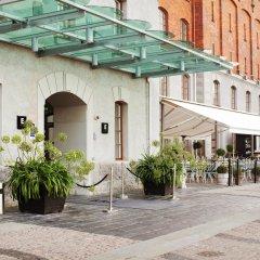 Отель Elite Marina Tower Стокгольм вид на фасад