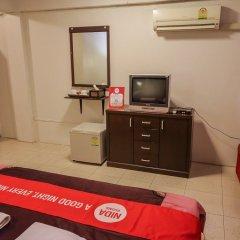 Отель Nida Rooms Rama 4 Platinum Бангкок удобства в номере фото 2