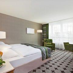 Отель Mövenpick Hotel Nürnberg Airport Германия, Нюрнберг - отзывы, цены и фото номеров - забронировать отель Mövenpick Hotel Nürnberg Airport онлайн комната для гостей фото 5
