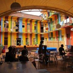 Casa de la Musica Hostel питание фото 3