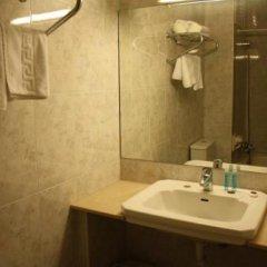 Отель Grecs Испания, Курорт Росес - отзывы, цены и фото номеров - забронировать отель Grecs онлайн ванная фото 2