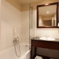 Отель Villa Royale Hotel Бельгия, Брюссель - 3 отзыва об отеле, цены и фото номеров - забронировать отель Villa Royale Hotel онлайн ванная фото 2