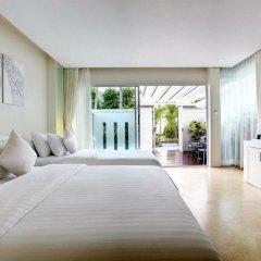Отель Samui Resotel And Spa Самуи комната для гостей фото 3