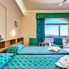 Отель Paradise Bay Hotel Мальта, Меллиха - 8 отзывов об отеле, цены и фото номеров - забронировать отель Paradise Bay Hotel онлайн комната для гостей фото 5