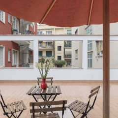 Апартаменты Micheli 4 Pax Apartment with Terrace спортивное сооружение