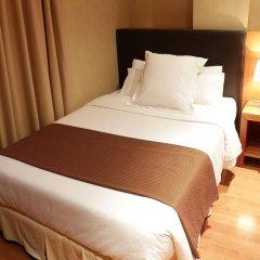 Отель HLG CityPark Sant Just Испания, Сан-Жуст-Десверн - отзывы, цены и фото номеров - забронировать отель HLG CityPark Sant Just онлайн комната для гостей фото 3