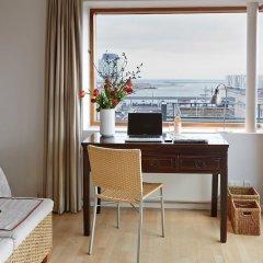 Отель Charlottehaven Дания, Копенгаген - отзывы, цены и фото номеров - забронировать отель Charlottehaven онлайн комната для гостей фото 2