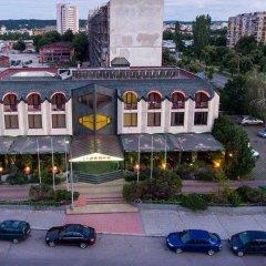 Отель Slaviani Болгария, Димитровград - отзывы, цены и фото номеров - забронировать отель Slaviani онлайн балкон