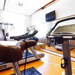 Отель Novotel Torino Corso Giulio Cesare Италия, Турин - 1 отзыв об отеле, цены и фото номеров - забронировать отель Novotel Torino Corso Giulio Cesare онлайн фитнесс-зал фото 3