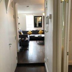 Апартаменты Hans road Apartment Лондон интерьер отеля