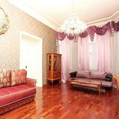 Гостиница ApartLux Маяковская Делюкс комната для гостей фото 5