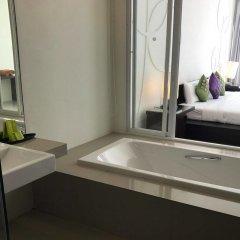 Отель The Palmery Resort and Spa Таиланд, Пхукет - 2 отзыва об отеле, цены и фото номеров - забронировать отель The Palmery Resort and Spa онлайн ванная
