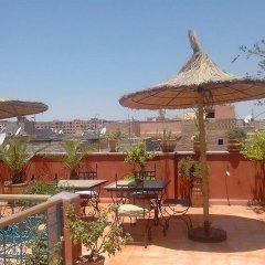 Отель Riad Bianca Марракеш бассейн фото 2