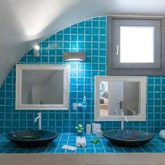 Отель Tramonto Secret Villas Греция, Остров Санторини - отзывы, цены и фото номеров - забронировать отель Tramonto Secret Villas онлайн ванная фото 2