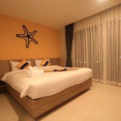 Отель Di Pantai Boutique Beach Resort комната для гостей фото 2