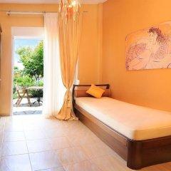 Отель Antigoni Beach Resort комната для гостей фото 14