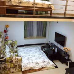 Апартаменты Mahattan Apartment Panyu Branch комната для гостей фото 2