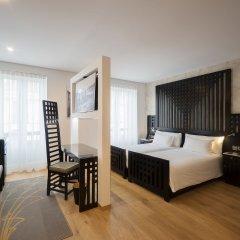 Отель ICON Casona 1900 by Petit Palace Испания, Мадрид - отзывы, цены и фото номеров - забронировать отель ICON Casona 1900 by Petit Palace онлайн комната для гостей фото 5