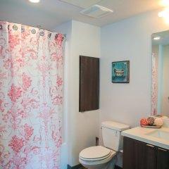 Отель Upscale Apartment in Downtown LA США, Лос-Анджелес - отзывы, цены и фото номеров - забронировать отель Upscale Apartment in Downtown LA онлайн ванная фото 2