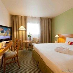Отель Mercure Paris Porte de Versailles Expo комната для гостей фото 4