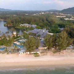 Отель Outrigger Laguna Phuket Beach Resort Таиланд, Пхукет - 8 отзывов об отеле, цены и фото номеров - забронировать отель Outrigger Laguna Phuket Beach Resort онлайн пляж фото 2