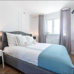 Отель P&O Apartments Emilii Plater 3 Польша, Варшава - отзывы, цены и фото номеров - забронировать отель P&O Apartments Emilii Plater 3 онлайн комната для гостей