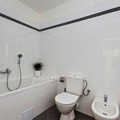 Отель Comfortable Prague Apartments Чехия, Прага - отзывы, цены и фото номеров - забронировать отель Comfortable Prague Apartments онлайн ванная фото 2
