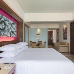 Отель Reflect Krystal Grand Los Cabos - All Inclusive комната для гостей
