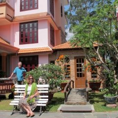 Отель Villa Pink House Вьетнам, Далат - отзывы, цены и фото номеров - забронировать отель Villa Pink House онлайн фото 2