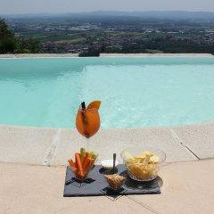 Отель Relais Castello San Giuseppe Кьяверано бассейн фото 3