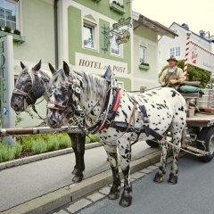 Отель Das Grüne Hotel zur Post - 100 % BIO Австрия, Зальцбург - отзывы, цены и фото номеров - забронировать отель Das Grüne Hotel zur Post - 100 % BIO онлайн спортивное сооружение