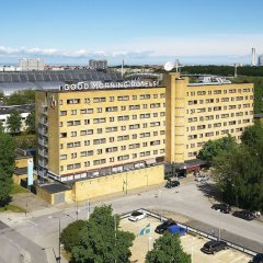 Отель Good Morning+ Malmö фото 3