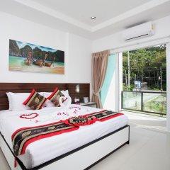 Отель Kata Hill View Villas by Kata Sea View Villas комната для гостей фото 2