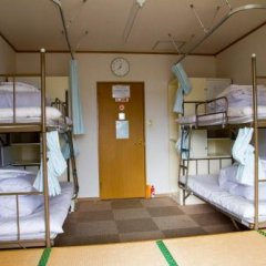 Yakushima Youth Hostel Якусима комната для гостей фото 3