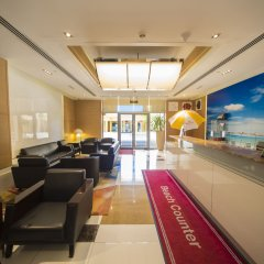 Отель Delta by Marriott Jumeirah Beach интерьер отеля фото 3